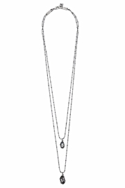 Uno de 50 On Tip Toes Necklace - Product Mini Image