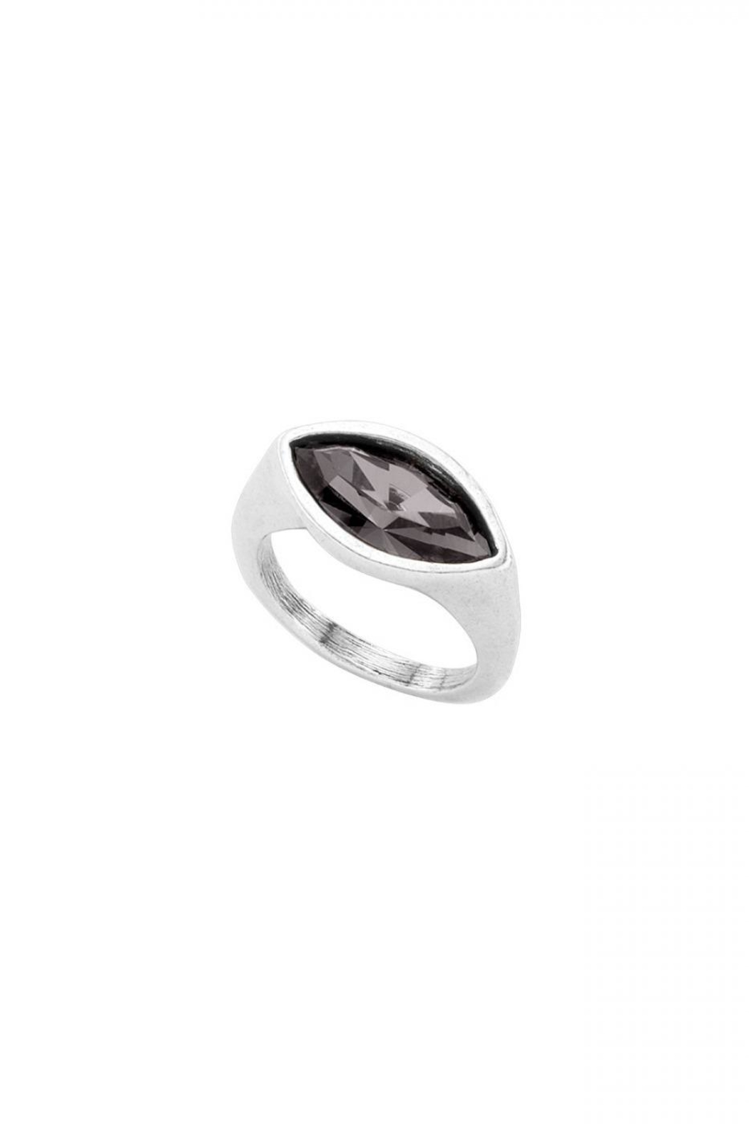 Uno de 50 Pop Eye Ring - Front Cropped Image