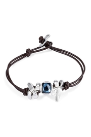 Uno de 50 Thingy Leather Bracelet - Product Mini Image