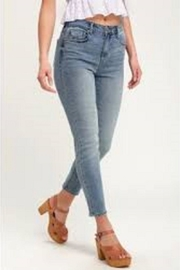 Unpublished Debbie Slim - Fit Mom Jean - Product Mini Image