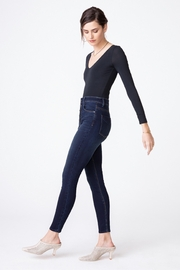 Unpublished Ella Sky-High Rise Jeans - Front full body