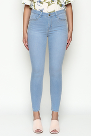 Unpublished High Rise Skinny Jeans - Front full body