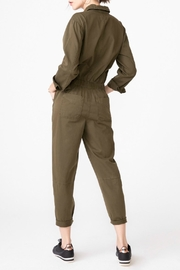Unpublished Joey Fitted Coverall - Front full body