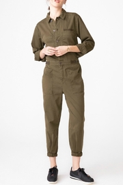 Unpublished Joey Fitted Coverall - Front cropped