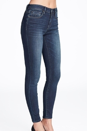 Unpublished Kora Mid-Rise Jeans - Front full body