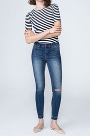 Unpublished Kora Mid Rise Skinny In Prestige - Product Mini Image