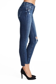 Unpublished Mid Rise Skinny - Side cropped