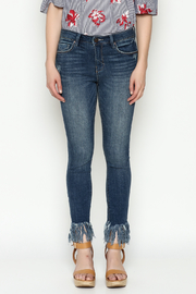 Unpublished Mid Rise Skinny Jeans - Front full body