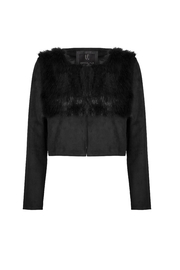 UNREAL FUR Almagest Jacket - Front full body