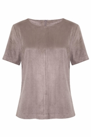 UNREAL FUR Bewitched Suede Tee - Product Mini Image