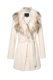 UNREAL FUR Brulee Coat - Product Mini Image