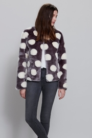 UNREAL FUR Bubbles Jacket - Front cropped