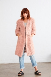UNREAL FUR De Fur Coat - Product Mini Image