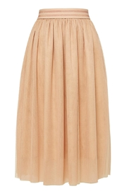UNREAL FUR Diamond Rust Skirt - Front cropped