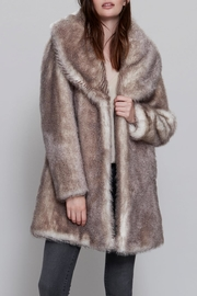 UNREAL FUR Elixir Coat - Front cropped