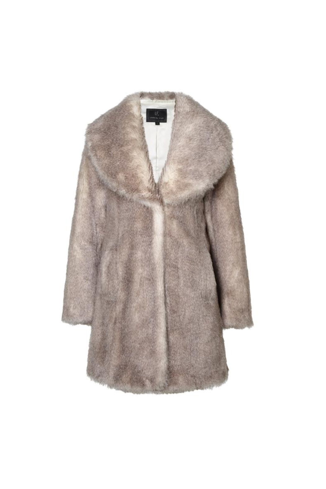 UNREAL FUR Elixir Coat - Front Full Image