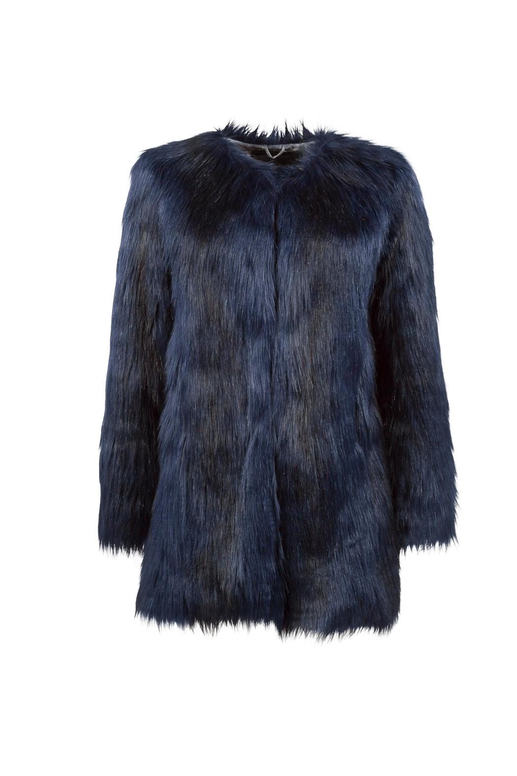 UNREAL FUR Faux Fur Coat - Main Image