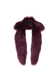 UNREAL FUR Faux Fur Stole - Product Mini Image