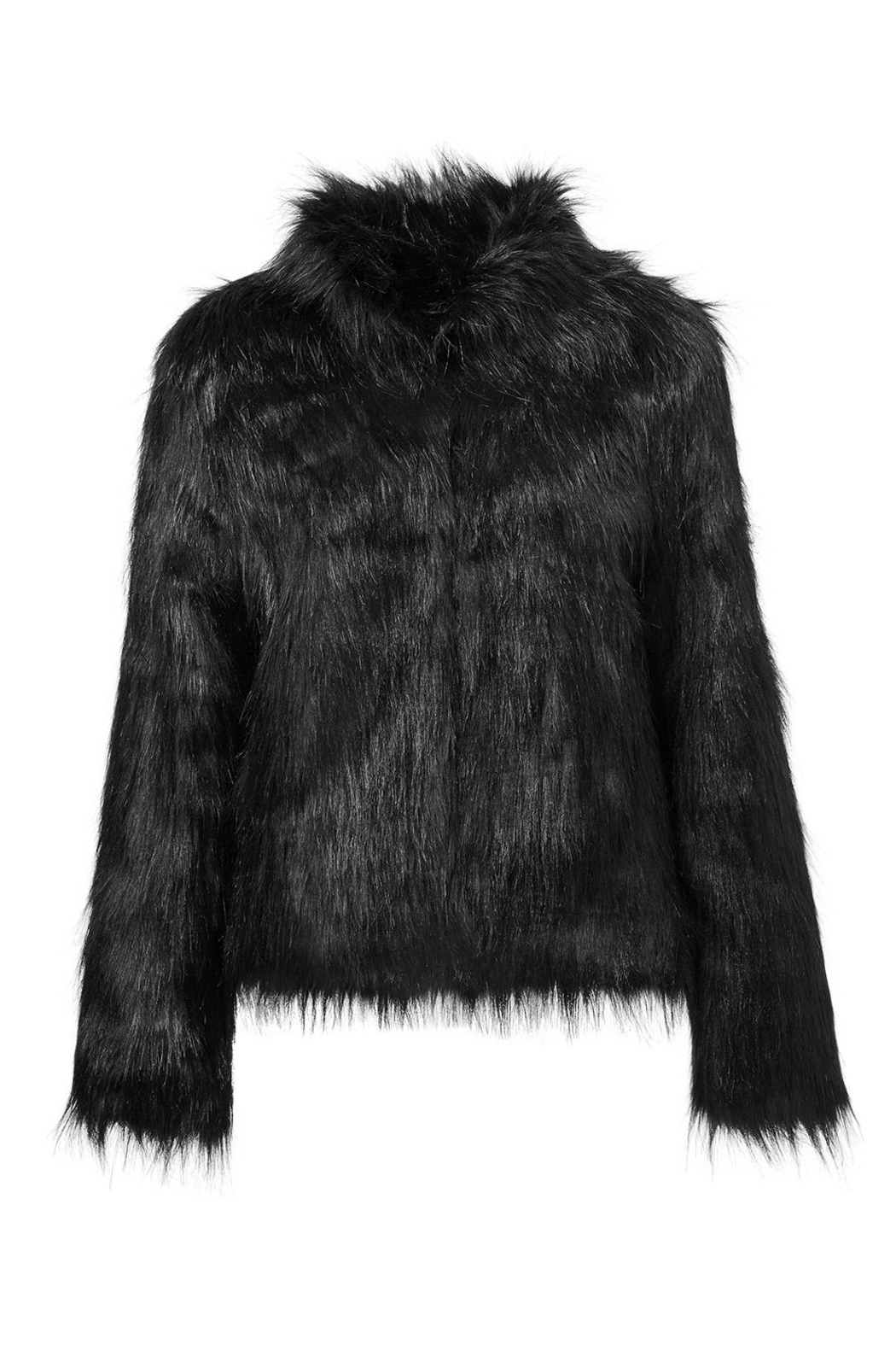 UNREAL FUR Fur Delicious Jacket - Front Full Image