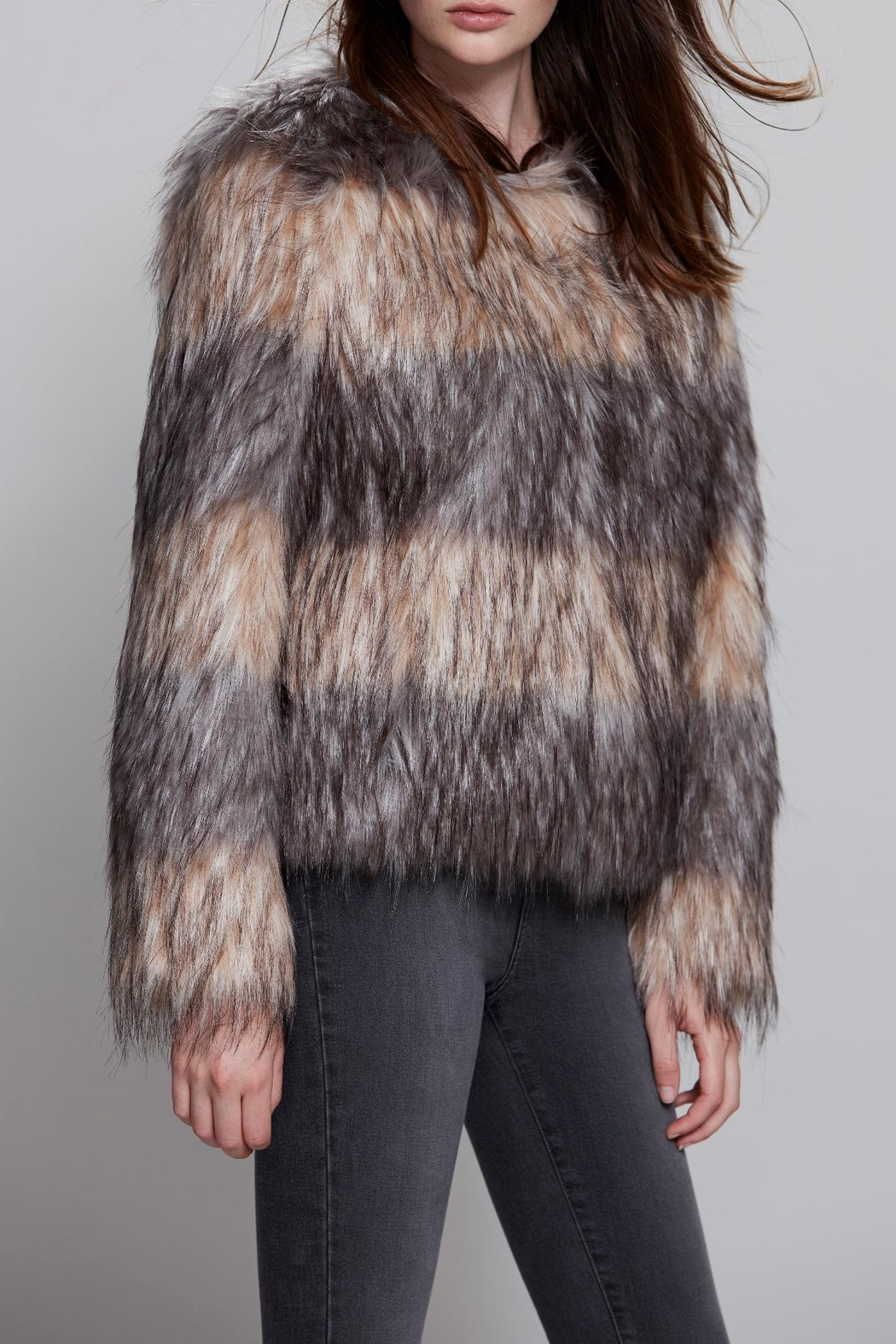 UNREAL FUR Landscape Jacket - Main Image