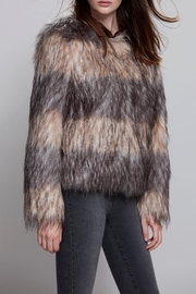 UNREAL FUR Landscape Jacket - Front cropped