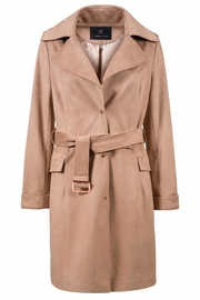 UNREAL FUR Magic Trench Coat - Front cropped