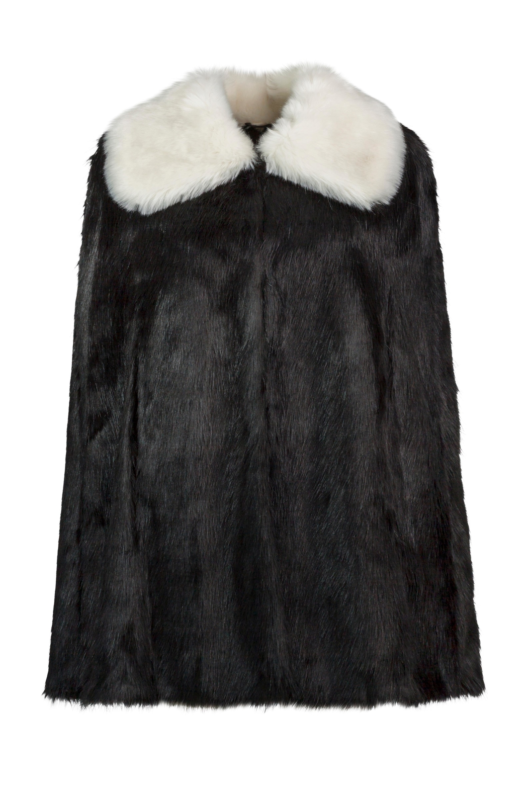 UNREAL FUR Majestic Cape - Front Full Image