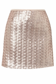 UNREAL FUR Sequin Mini Skirt - Front cropped