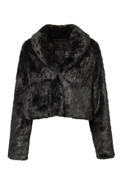 UNREAL FUR Short & Sweet Jacket - Front full body