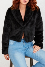 UNREAL FUR Short & Sweet Jacket - Front cropped