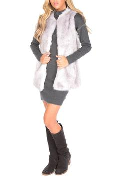 UNREAL FUR Silver Lining Vest - Alternate List Image