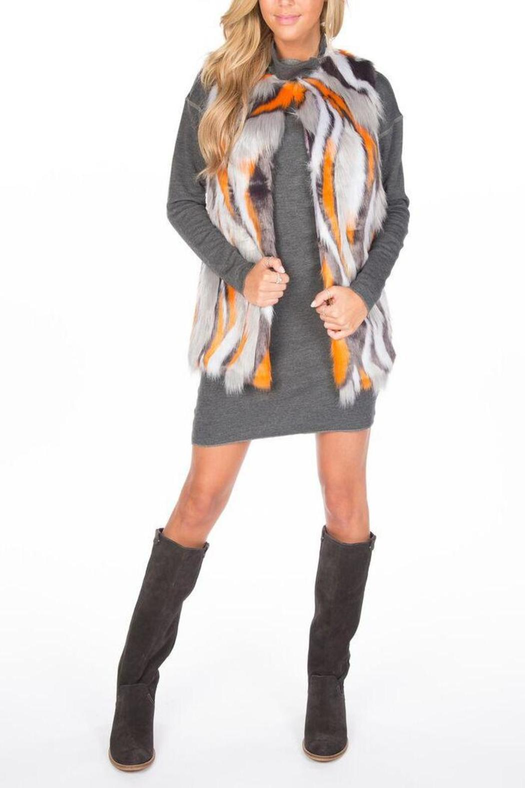 UNREAL FUR Supernova Vest - Main Image