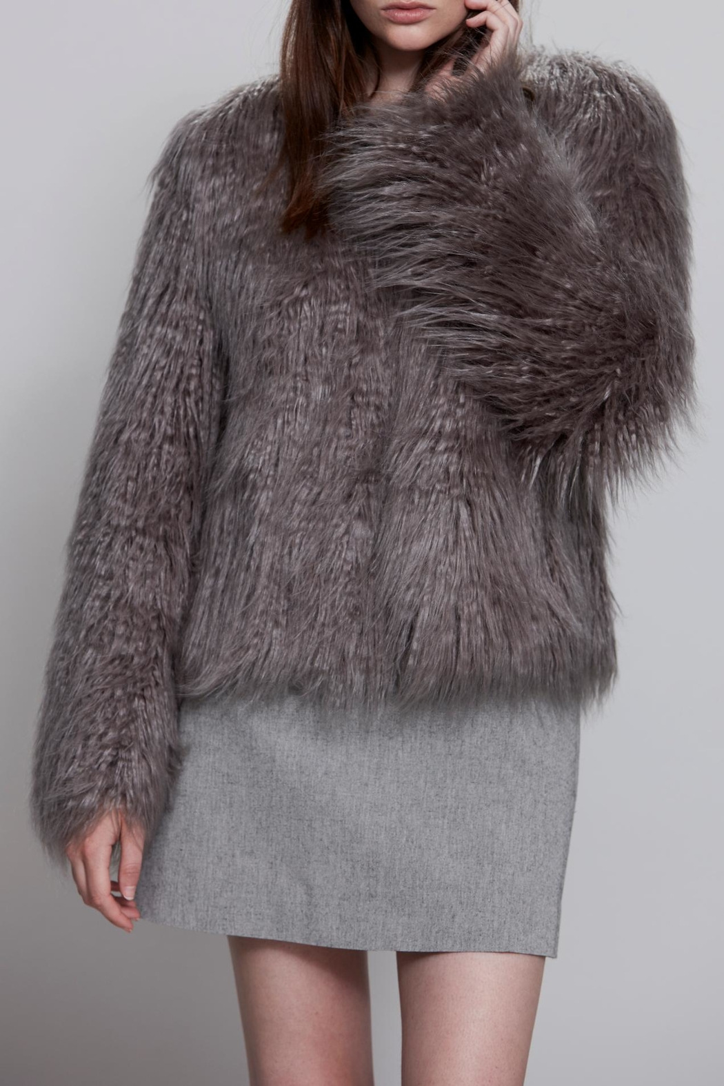 UNREAL FUR Unreal Dream Jacket - Front Cropped Image