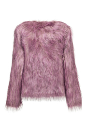 UNREAL FUR Unreal Dream Jacket - Back cropped