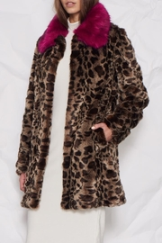 UNREAL FUR Venus Coat - Front cropped