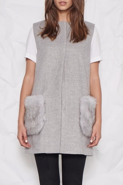 Shoptiques Product: Vested Interest Gilet Tunic