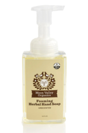 Moon Valley Organics - Faire Unscented Foaming Soap - Product Mini Image