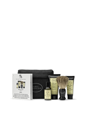ART OF SHAVING UNSCENTED STARTER KIT WITH BAG - Product Mini Image