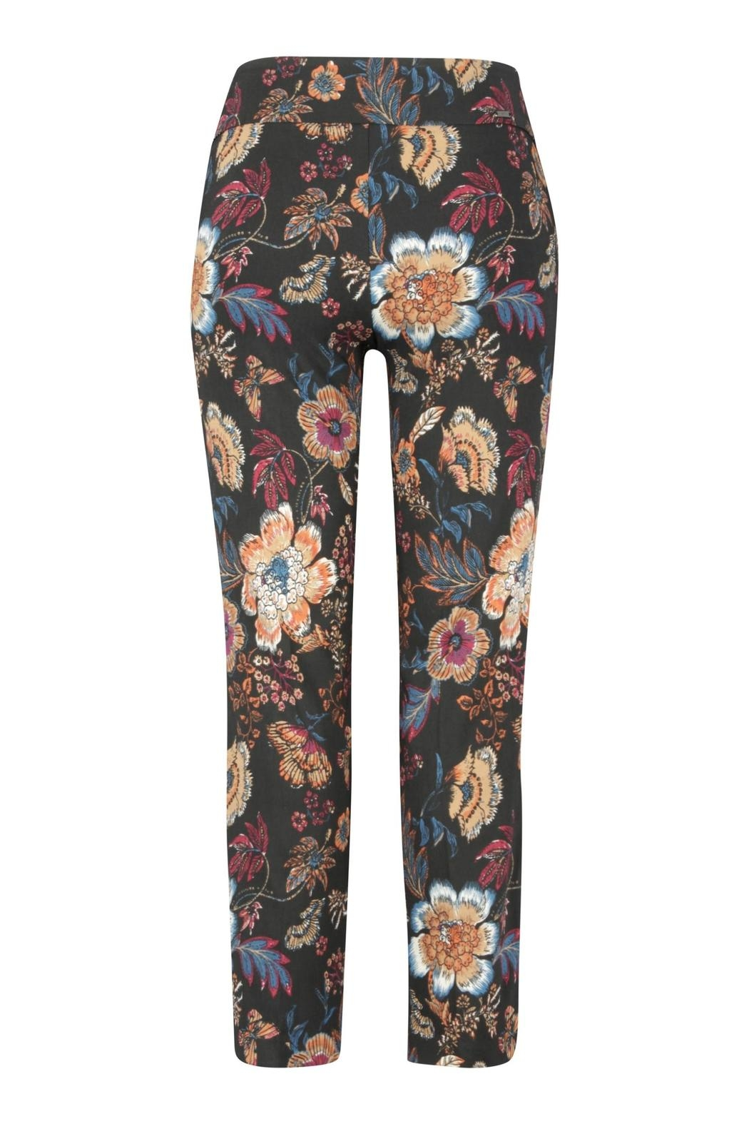 Up! Floral Fall Pant - Main Image