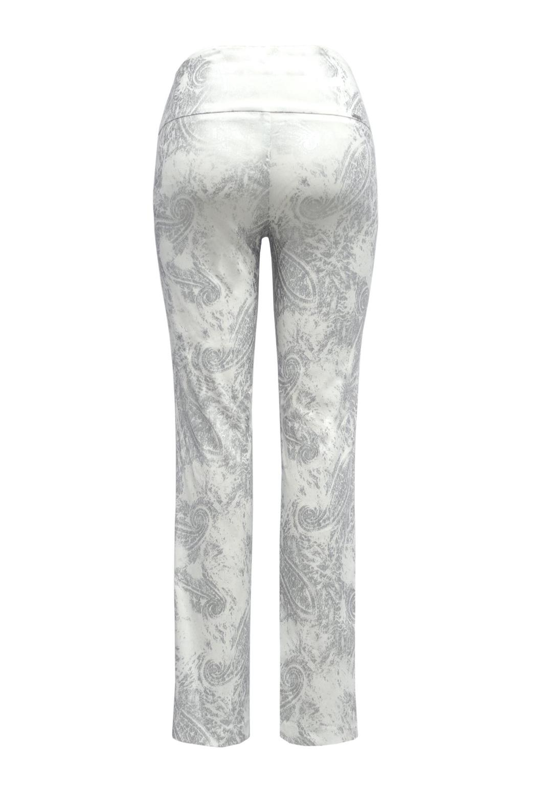 Up! Silver Pants - Front Full Image
