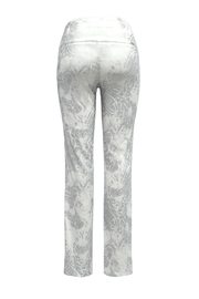 Up! Silver Pants - Front full body