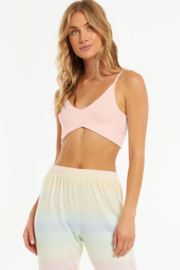 z supply Up All Night Bra - Front cropped