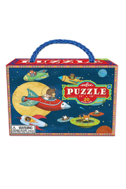 Eeboo Up & Away 20 Piece Puzzle - Product Mini Image