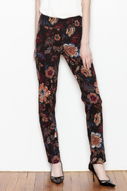 Up! Floral Techno Pant - Product Mini Image