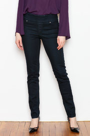 Up! Pull on Denim - Front cropped