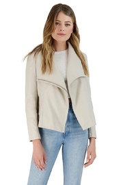 BB Dakota Up To Speed Vegan Leather Jacket - Product Mini Image
