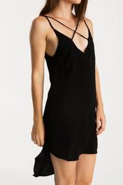 Whimsy and Row Black Tania Dress - Product Mini Image