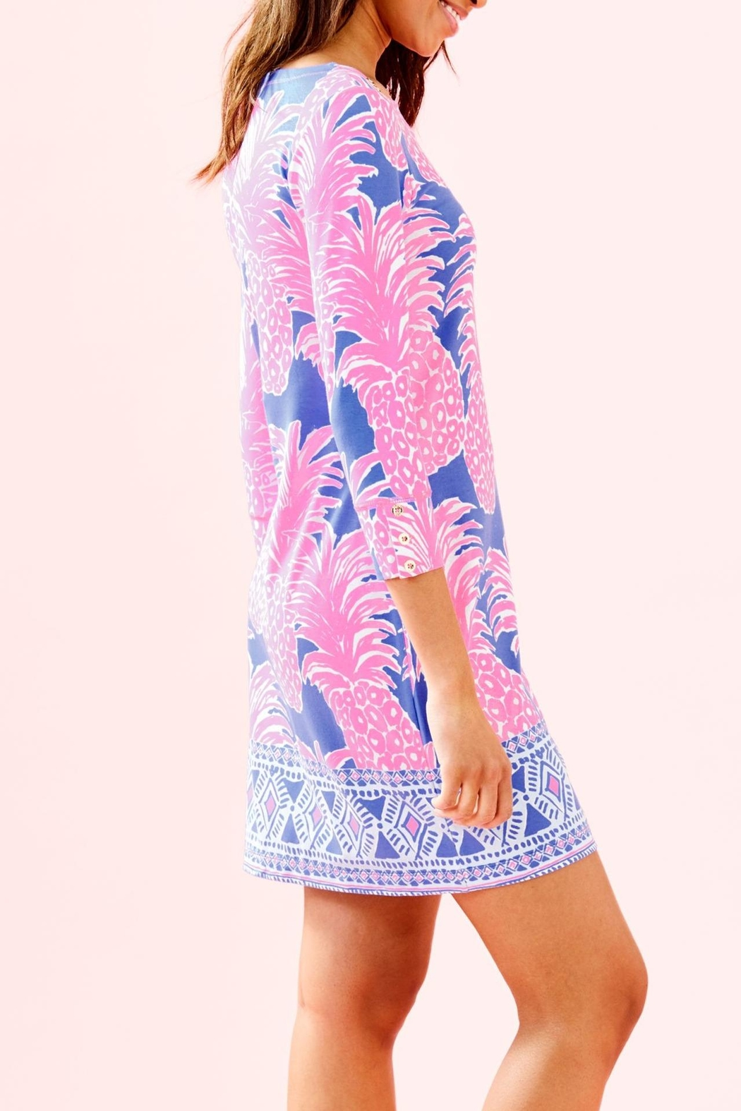 Lilly Pulitzer Upf50+ Sophie Dress - Side Cropped Image