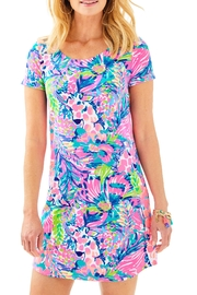 Lilly Pulitzer Upf50+ Tammy Dress - Front cropped