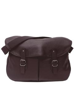 Shoptiques Product: Xl Satchel Chocolate